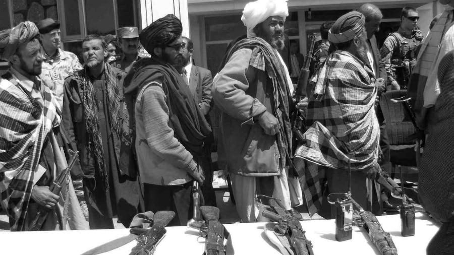 Afganistan Taliban armas la-tinta