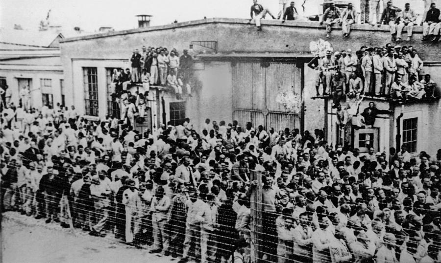 Alemania campo de concentracion la-tinta