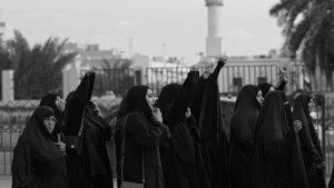 Mujeres sublevadas del Reino de Arabia
