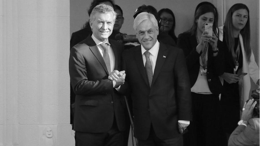 Argentina Chile Macri Piñera la-tinta
