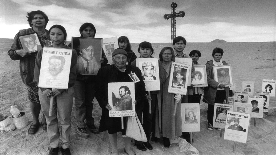 Chile familiares de desaparecidos la-tinta