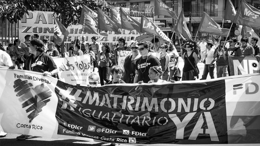 Costa Rica matrimonio igualitario la-tinta