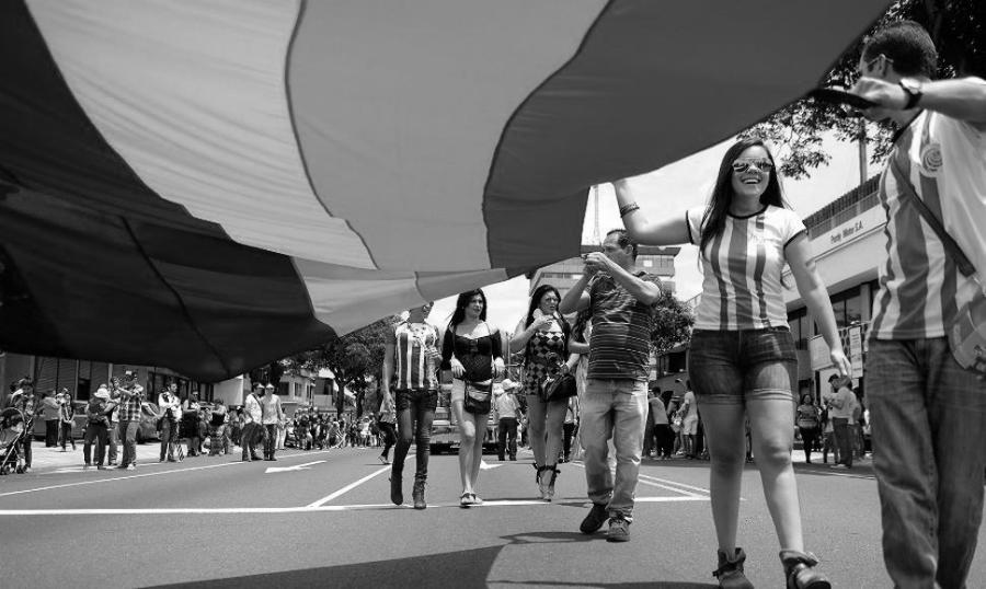 Costa Rica movilizacion matrimonio igualitario la-tinta