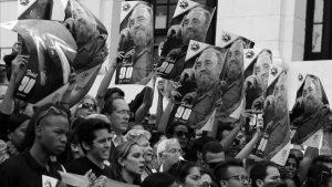 """""""En la Cuba revolucionaria solo existe un camino: el socialismo"""""""
