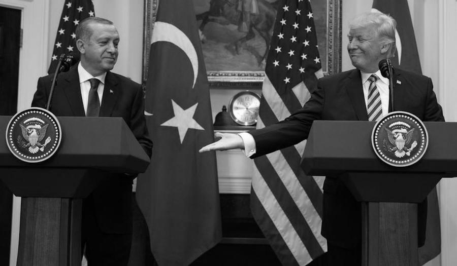 Estados Unidos Trump Erdogan la-tinta