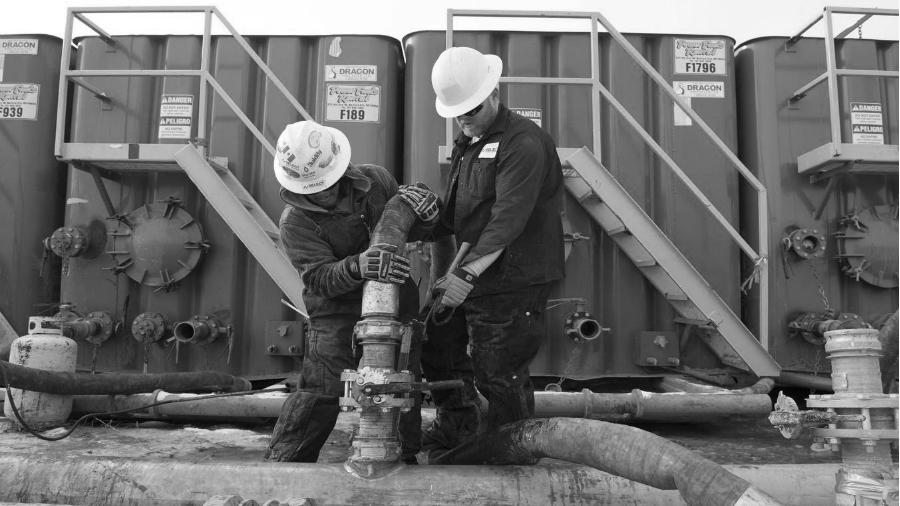 Estados Unidos fracking la-tinta