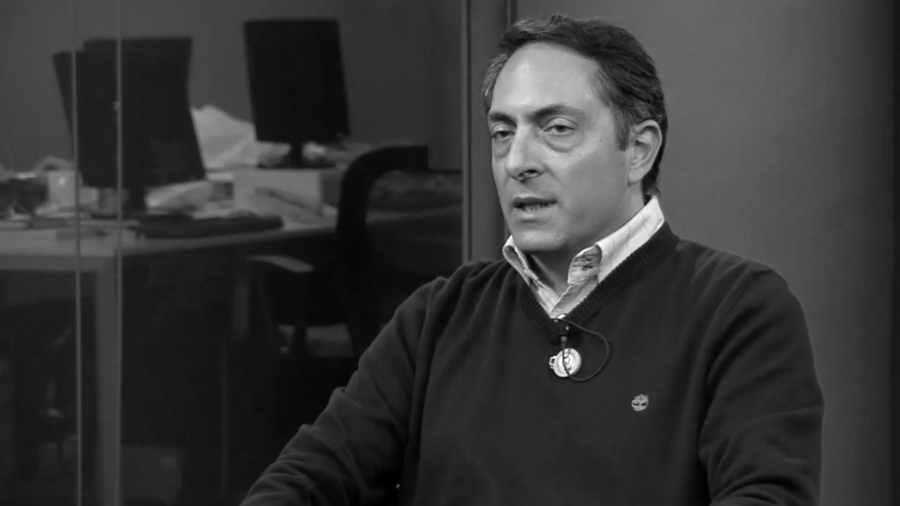 Iran Luciano Zaccara la-tinta