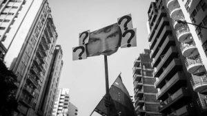 """""""Se cumplen tres años de impunidad"""""""