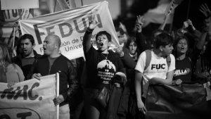 El conflicto universitario y el rol de las mujeres