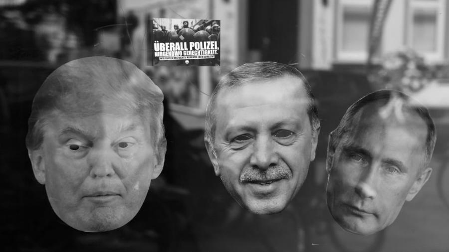 Putin Erdogan Trump la-tinta