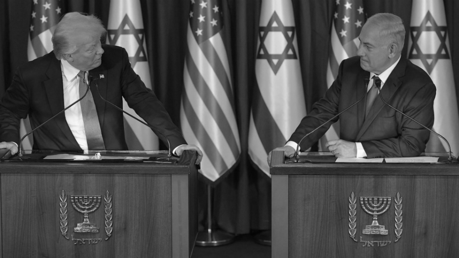 Trump-Netanyahu-Palestina-la-tinta
