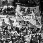 Multitudinaria marcha: la educación pública existe y resiste