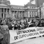 #CupoTravestiTrans: presentan proyecto de Ley nacional Diana Sacayán
