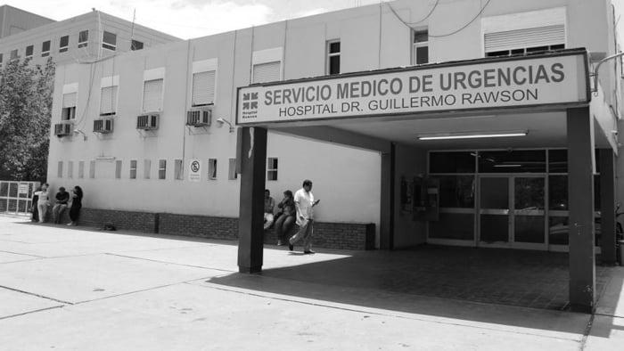 hospital rawson san juan