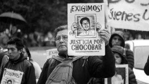 """Juicio a Chocobar: """"Siempre vamos a pedir justicia por mi hermano"""""""