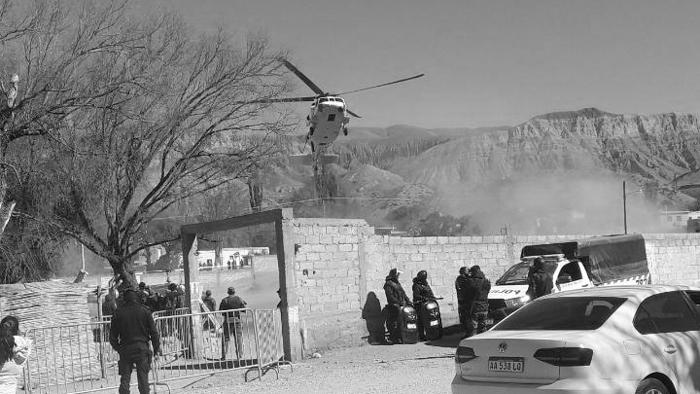 macri helicoptero jujuy