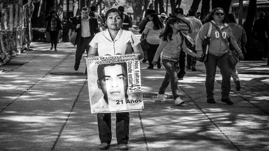 Ayotzinapa Cristina Bautista madre la-tinta