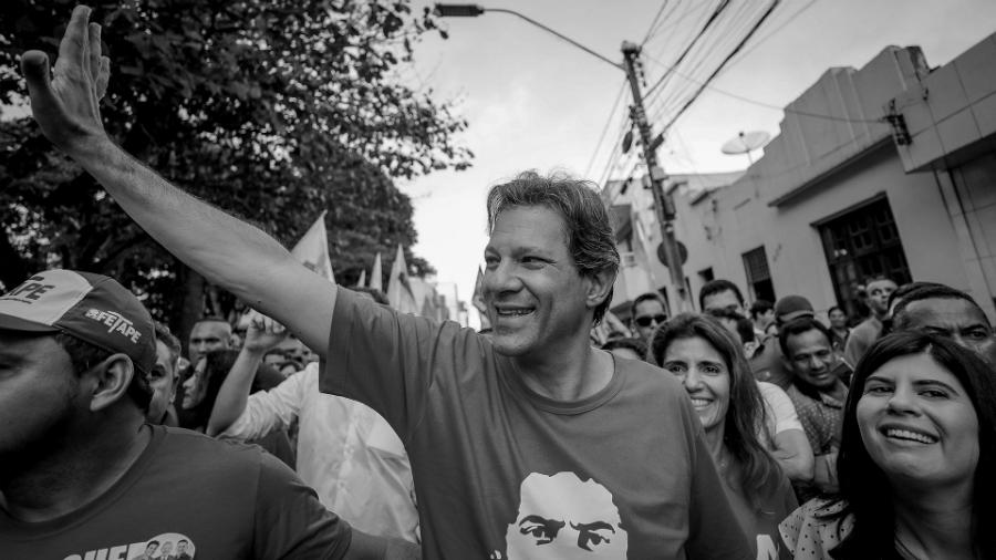 Brasil Fernando Haddad candidato PT la-tinta