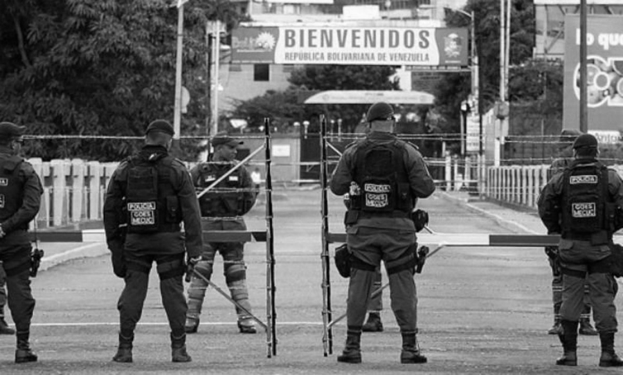 Brasil Venezuela frontera militares la-tinta