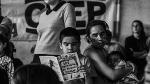 Frente a las políticas del hambre: ¡ollas sí!