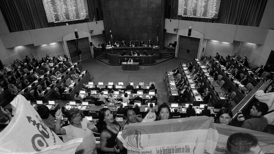 Chile Congreso ley de Identidad de Genero la-tinta