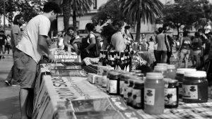 Basta de hambre: el Feriazo de la Economía Popular vuelve a salir a la calle