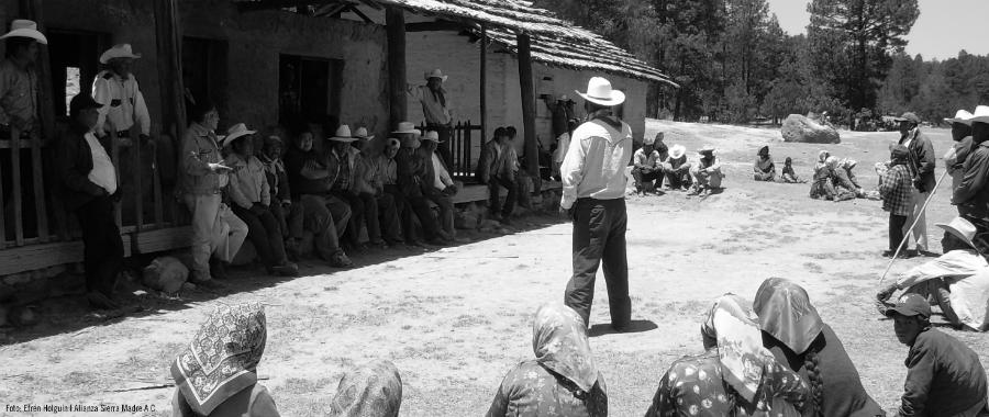 Mexico lideres indigenas la-tinta