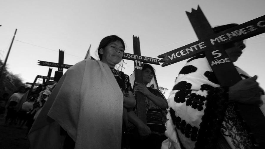 Mexico masacre acteal la-tinta