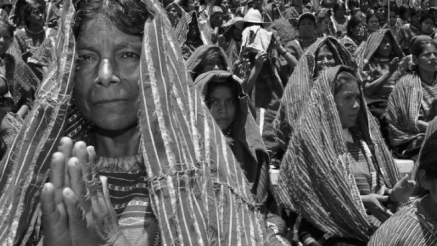 Mexico mujeres indigenas la-tinta