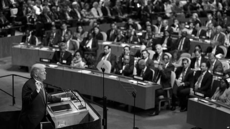 ONU Trump Asamblea General la-tinta