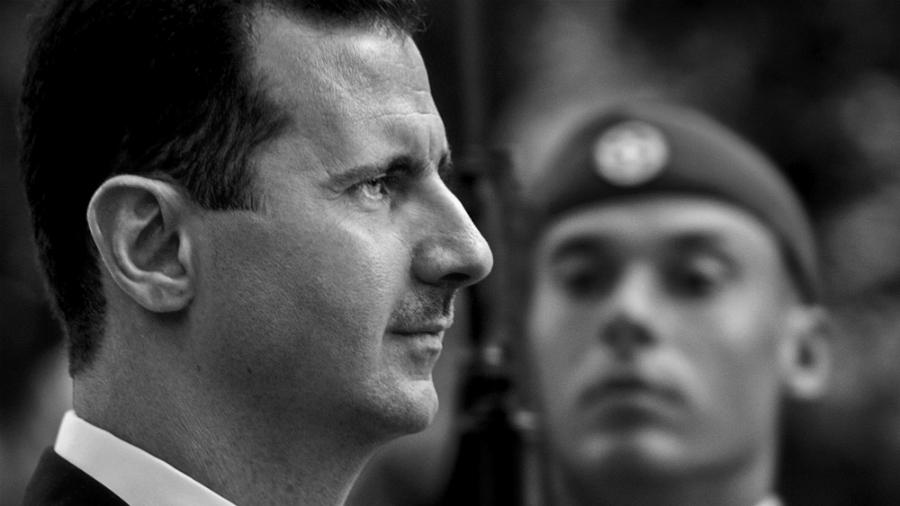 Siria Bashar Al Assad la-tinta