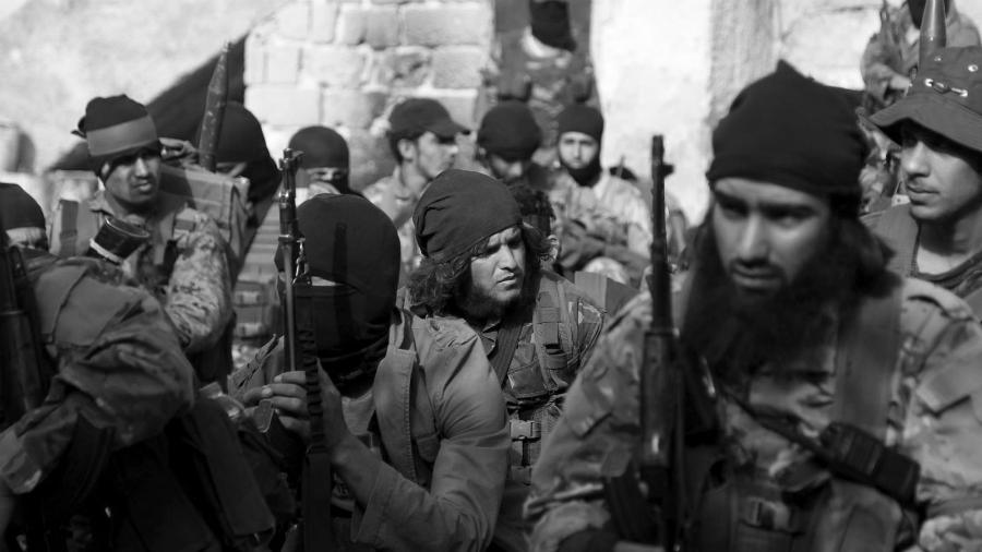 Siria Frente Al Nusra la-tinta