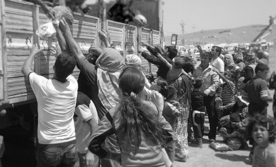 Siria ayuda humanitaria la-tinta