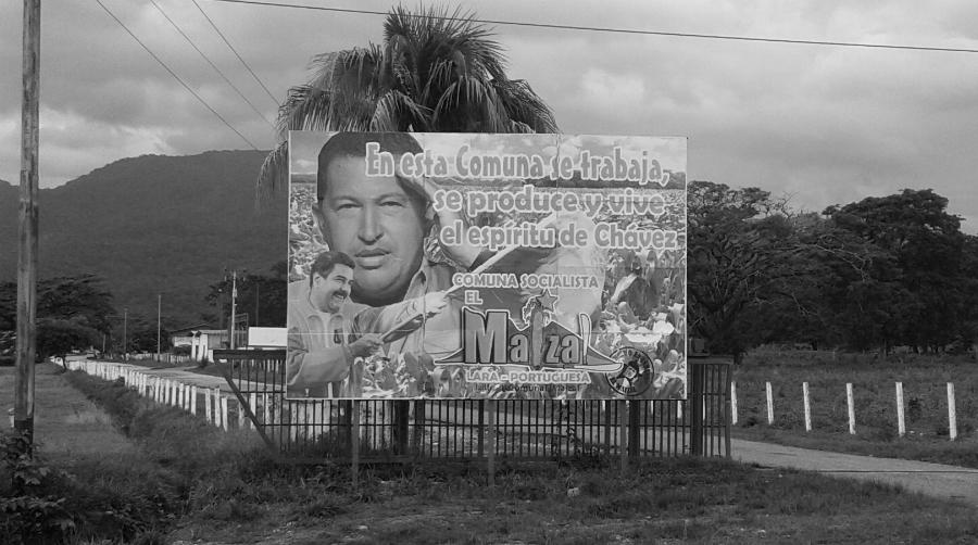 Venezuela El Maizal Chavez