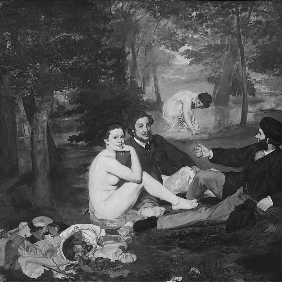 almuerzo-sobre-la-yerba-Édouard-Manet