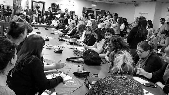comisiones dictamen ley educacion sexual ESI