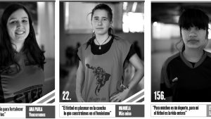 Un fútbol orgulloso y feminista… también en figuritas