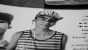 La lucha cotidiana no olvida: a 3 años del fusilamiento de Rodrigo Sánchez