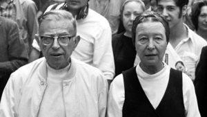 Simone y Jean-Paul: medio siglo de amor libre