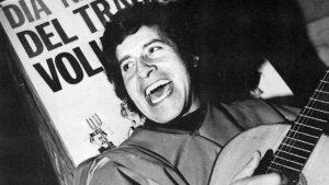 Nuevo aniversario del asesinato de Víctor Jara