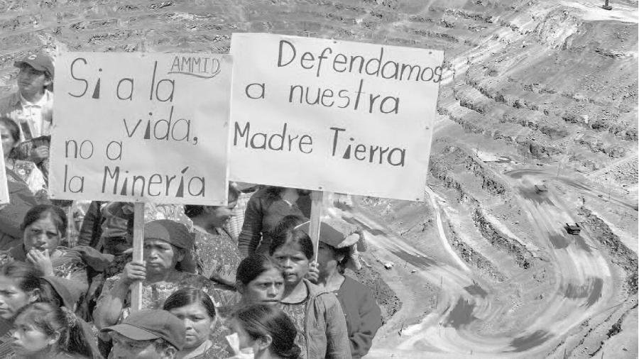 America Latina extractivismo la-tinta