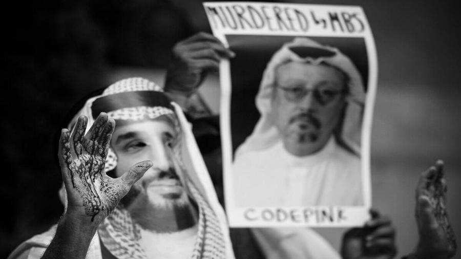Arabia Saudita MBS Khashoggi la-tinta