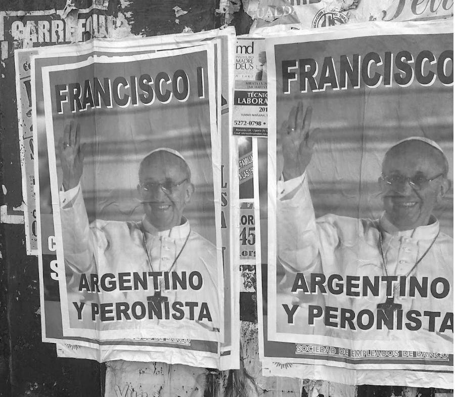 Argentina Papa Francisco peronista la-tinta