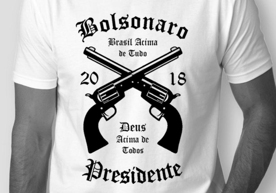 Brasil Bolsonaro campaña armas la-tinta