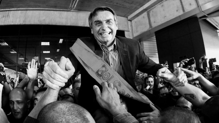 Brasil Bolsonaro campaña la-tinta