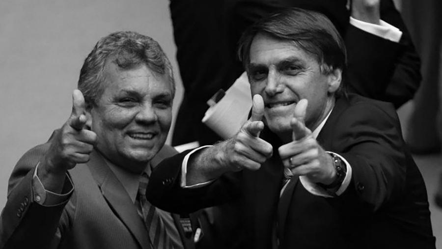 Brasil Bolsonaro candidato la-tinta