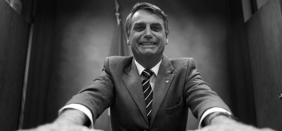 Brasil Jair Bolsonaro candidato la-tinta