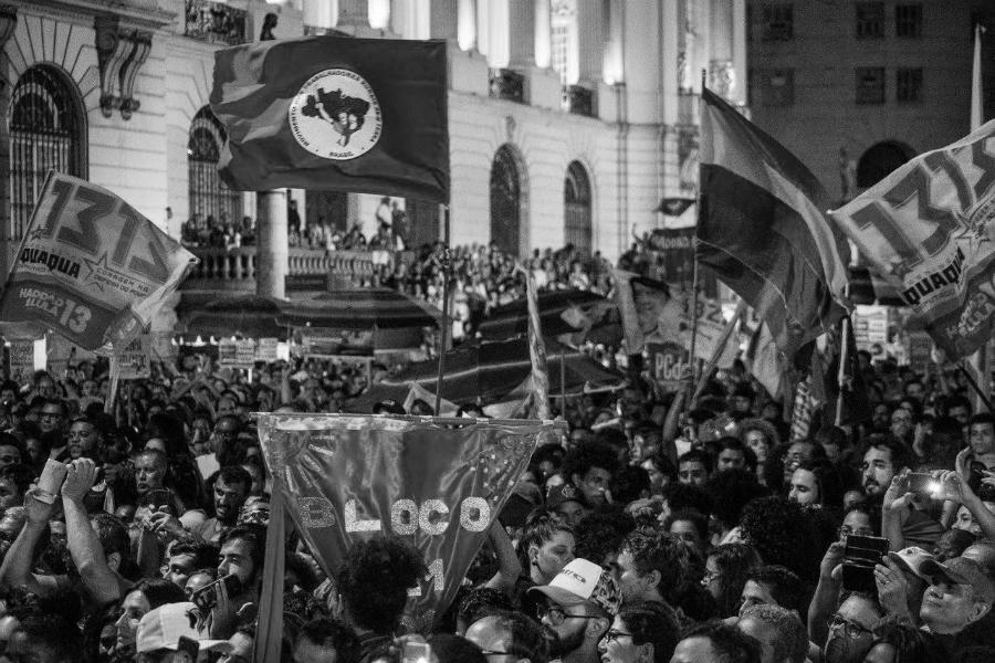 Brasil Partido de los Trabajadores elecciones la-tinta