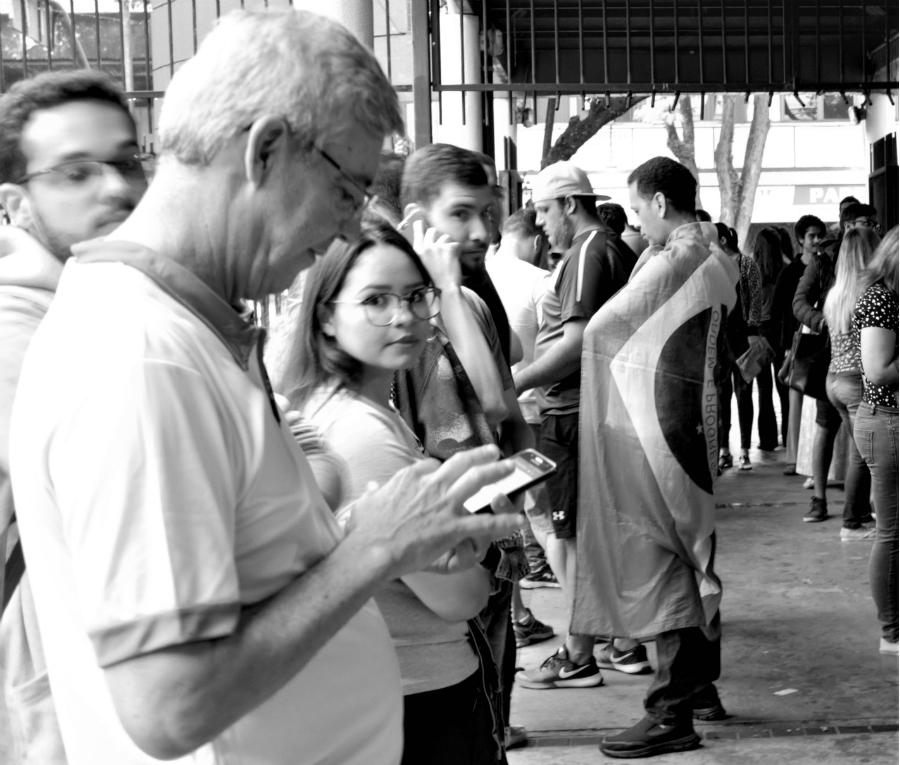 Brasil elecciones Foz mesa la-tinta
