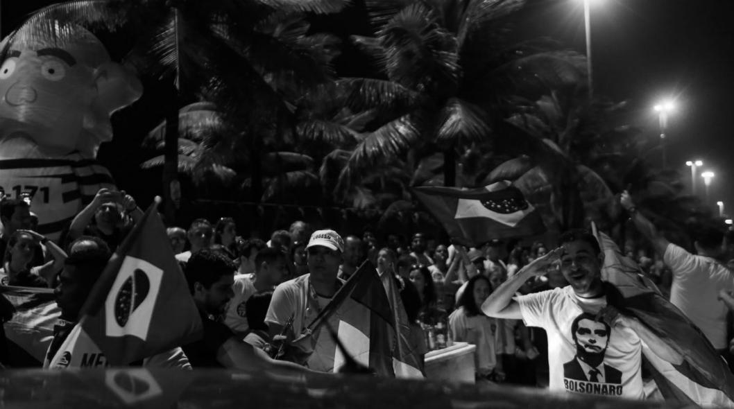 Brasil elecciones triunfo Bolsonaro la-tinta